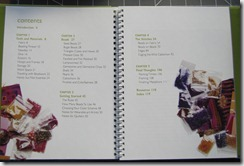 beading book contents