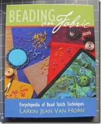 beading book