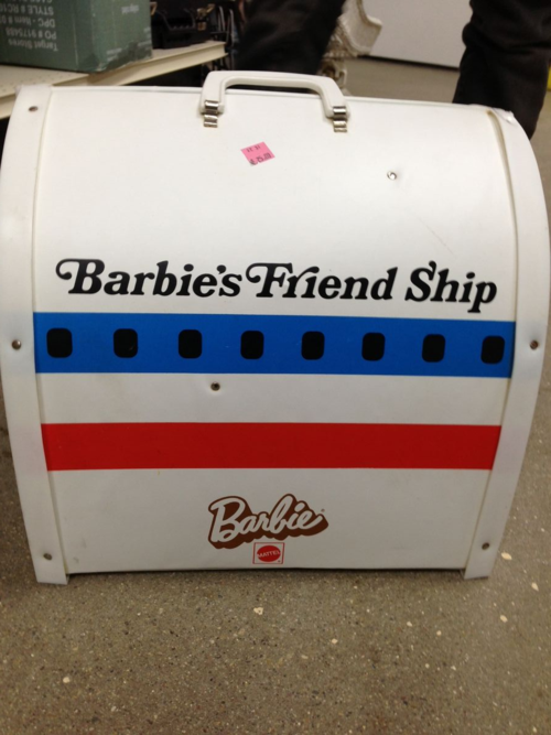 Barbie Friend Ship