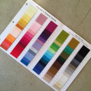 Color card inside
