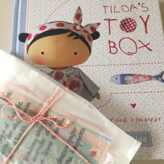 Tilda's Toy Box and Kit