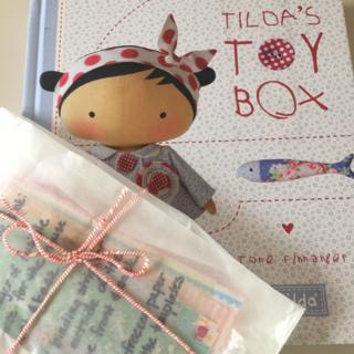 Tilda's Toy Box and Kit